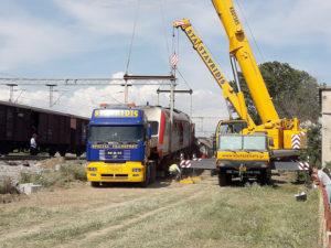 «Σε δώδεκα μέρες το αργότερο θα αποκατασταθεί η σιδηροδρομική σύνδεση στο Άδενδρο»