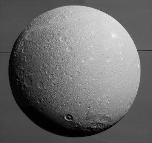 Και τρίτος δορυφόρος του Κρόνου έχει υπόγειο ωκεανό