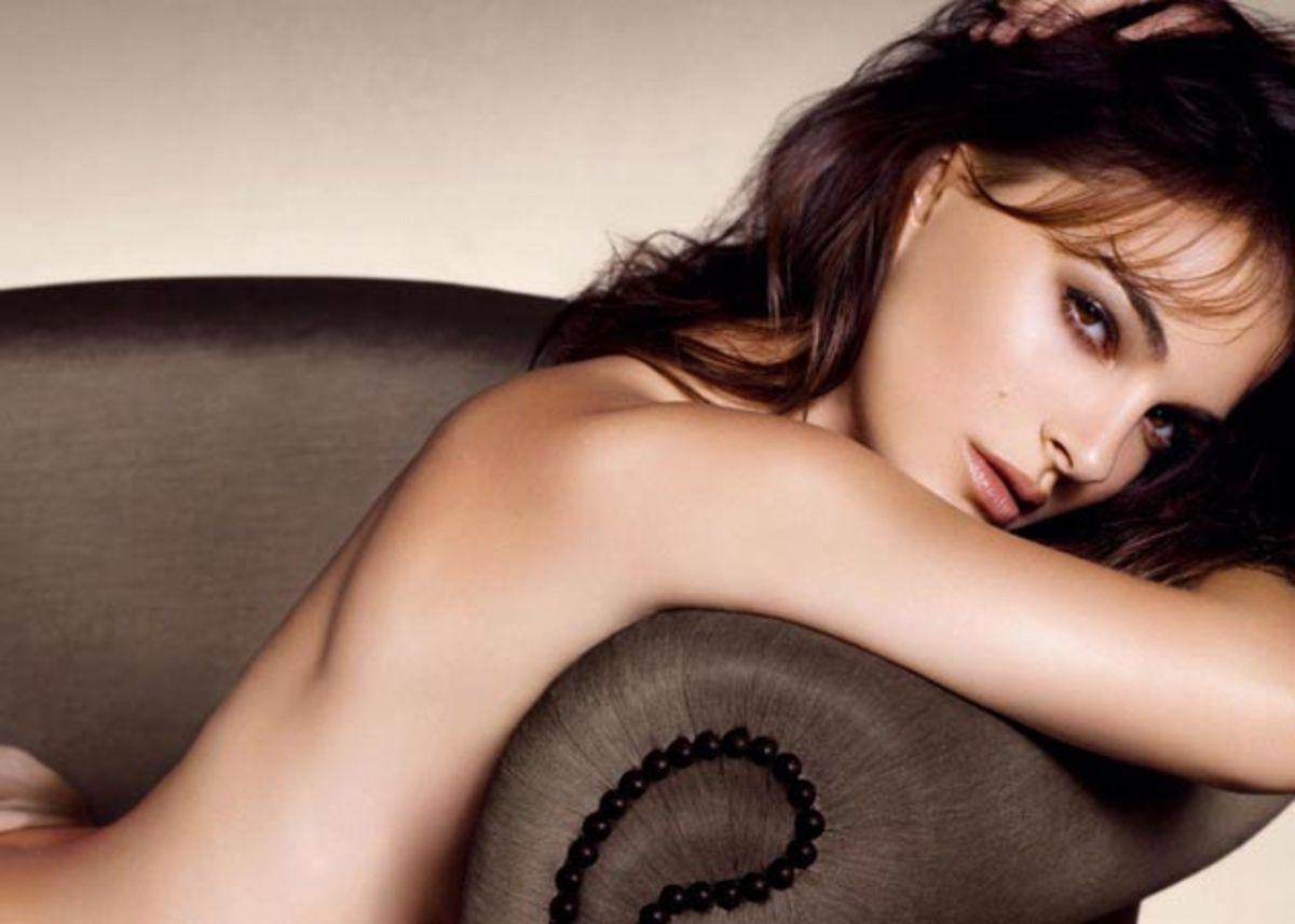 Η Natalie Portman ποζάρει για τον Dior! Όμορφη ή… γυμνή χωρίς λόγο; | Newsit.gr