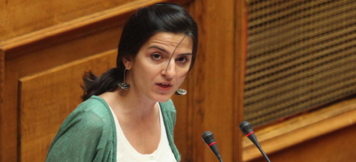 Θεσσαλία: Η βουλευτής το ΣΥΡΙΖΑ, Ηρώ Διώτη, έγινε μανούλα!   Newsit.gr