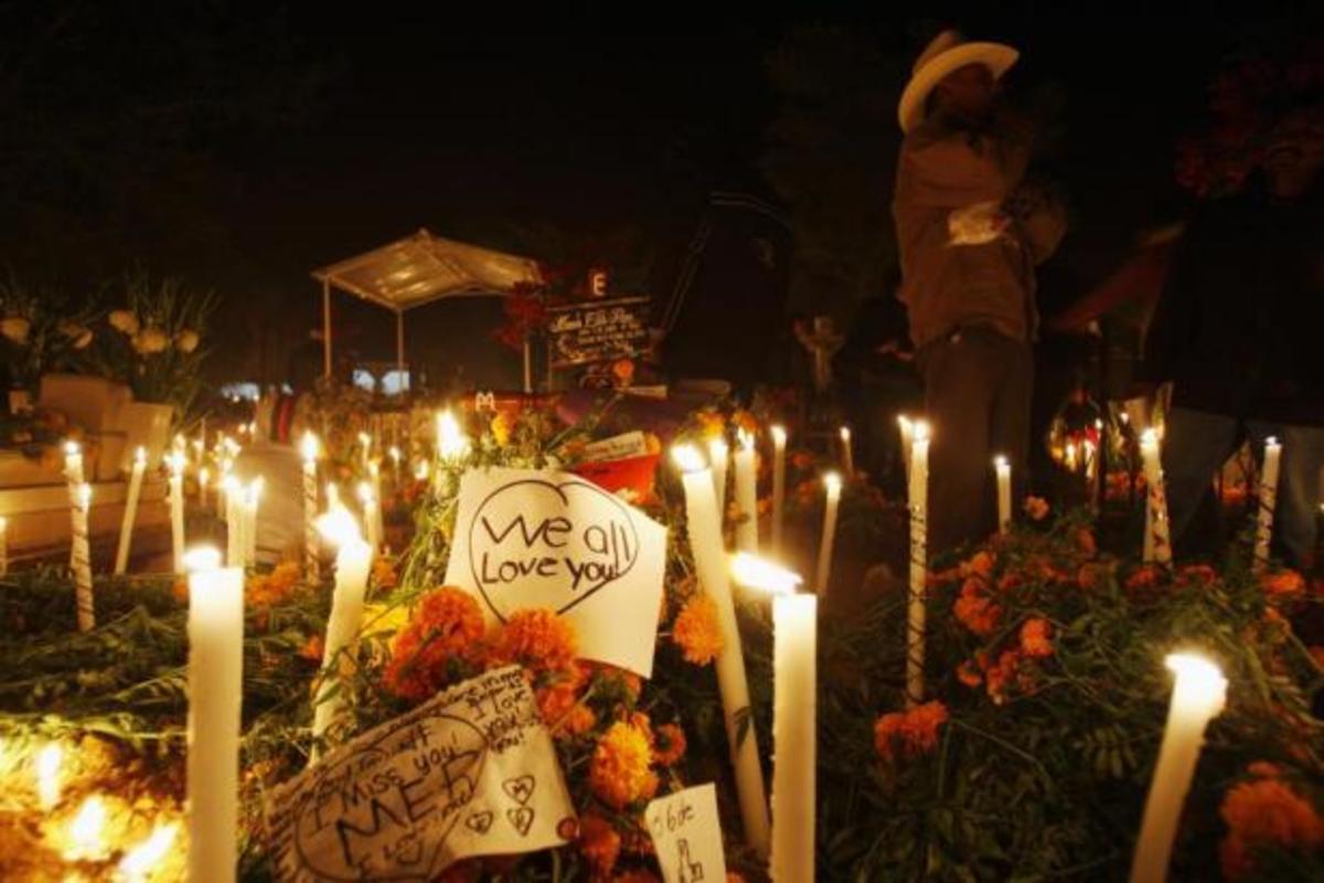 Η «Μέρα των Νεκρών» για το Μεξικό – Δείτε φωτογραφίες από τον εορτασμό | Newsit.gr