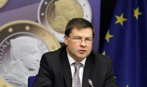 Βαλντίς Ντομπρόβσκις: Δίνει ελπίδα η εκλογική νίκη του ΣΥΡΙΖΑ