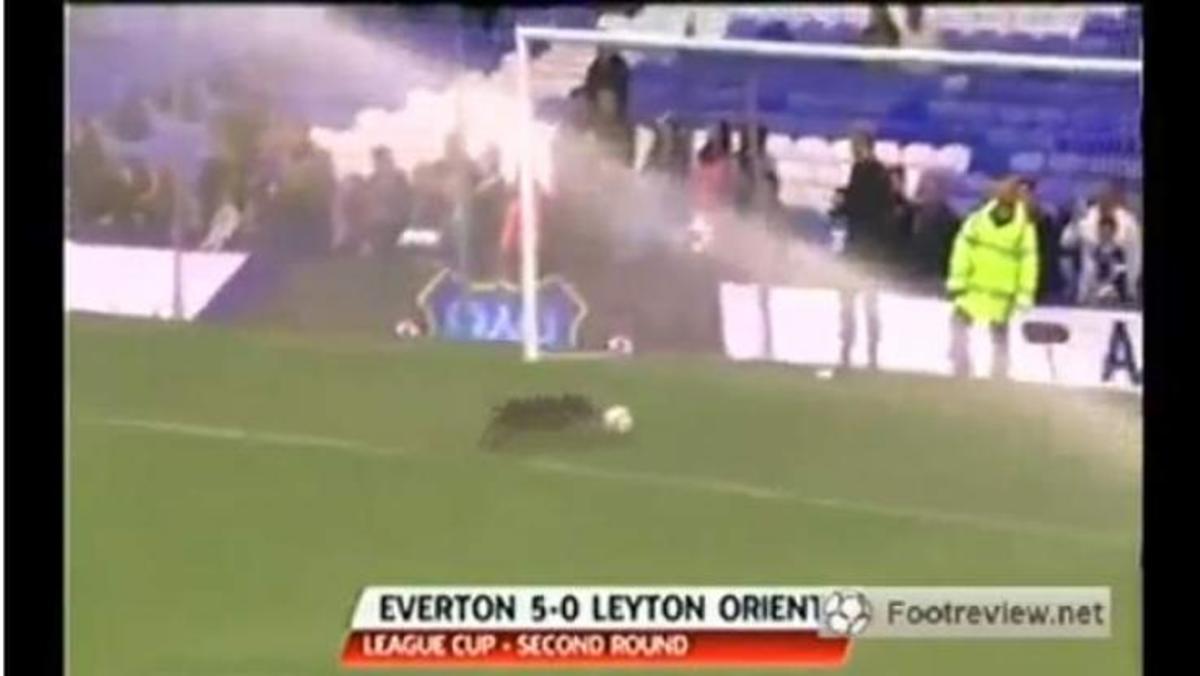 Δυό γκολ ο Μιραλάς και ένα ο …σκύλος στο 5-0 της Έβερτον! ΔΕΙΤΕ το βίντεο! | Newsit.gr