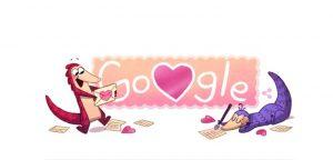 Τι είναι ο παγκολίνος – Google Doodle αφιερωμένο στον Άγιο Βαλεντίνο