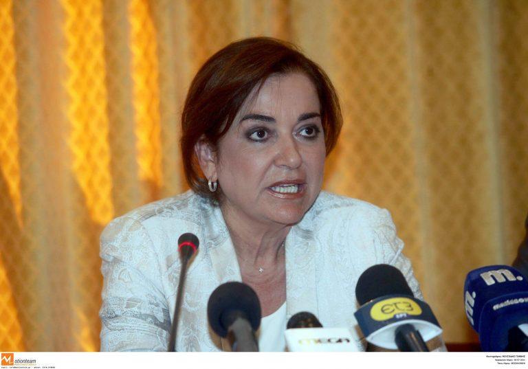 Ντ. Μπακογιάννη: «Δεν είναι αυθόρμητες οι επιθέσεις κατά βουλευτών» | Newsit.gr