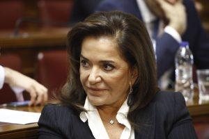 Ντόρα Μπακογιάννη: Ατυχείς οι δηλώσεις Γεωργιάδη και Ασημακοπούλου