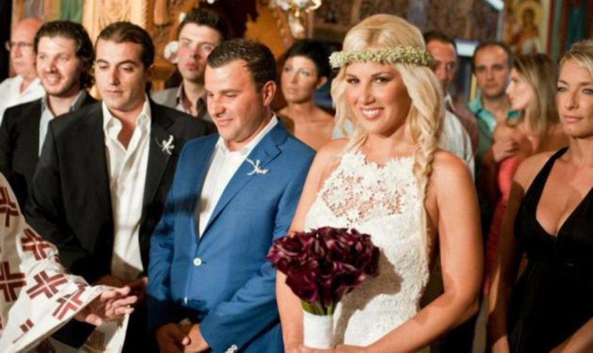 Μ. Λουπασάκης – Ν. Κουτροκόη: Το άλμπουμ του γάμου τους!   Newsit.gr