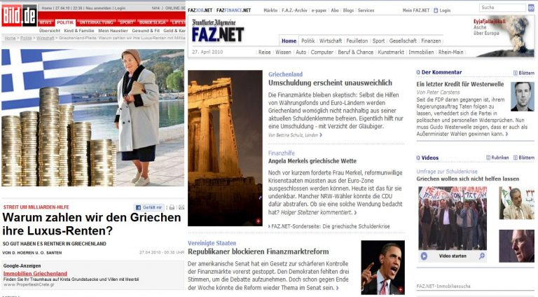 Γερμανοί: «Γιατί να πληρώνουμε εμείς τις συντάξεις χλιδής των ελλήνων;» | Newsit.gr