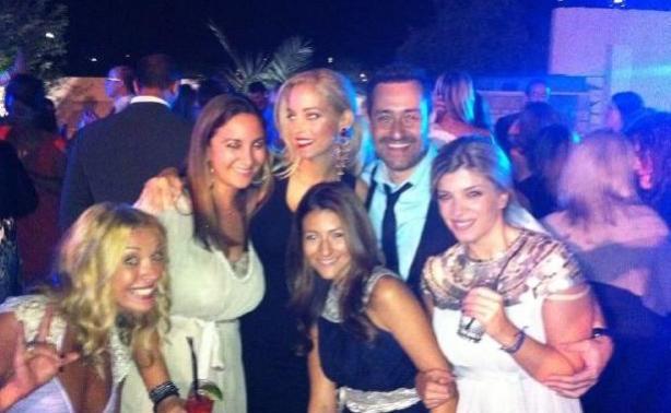 H Δούκισα Νομικού στον…καλύτερο γάμο της χρονιάς!   Newsit.gr