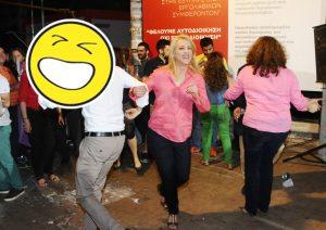 Πάμε Λουκέτο Live: Η Ρένα Δούρου χόρεψε καγκέλι με τον Πρόεδρο της Δημοκρατίας!