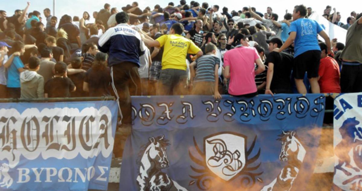 Σοβαρά επεισόδια και τραυματίες σε φιλικό ματς στο Βύρωνα!   Newsit.gr