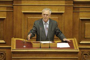 Προϋπολογισμός – Δραγασάκης σε Μιχαλολιάκο: Εκπροσωπείτε την πατριδοκαπηλία