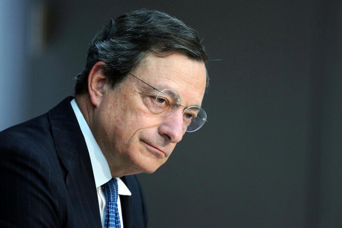 Ντράγκι: Το 2012 το έτος ανάκαμψης του ευρώ | Newsit.gr
