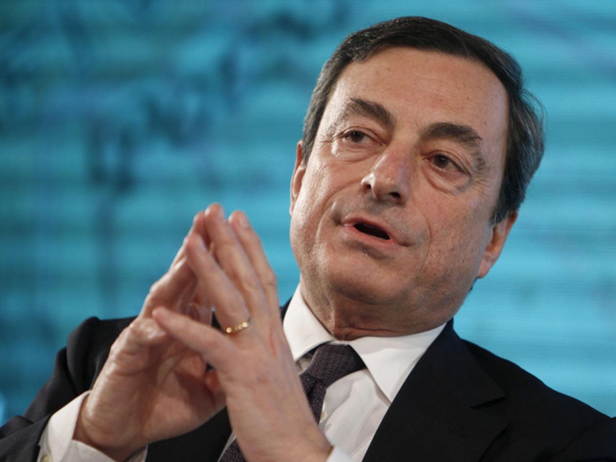 Ο Ντράγκι »έριξε» τα επιτόκια σε Ισπανία και Ιταλία | Newsit.gr