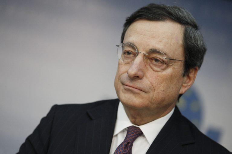 Ντράγκι: 'Ετοιμη η ΕΚΤ να στηρίξει τις τράπεζες | Newsit.gr