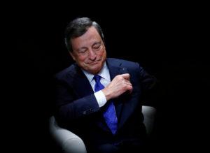 Ντράγκι για Παπαδήμο: Εξαιρετικός αντιπρόεδρος της ΕΚΤ και πρωθυπουργός