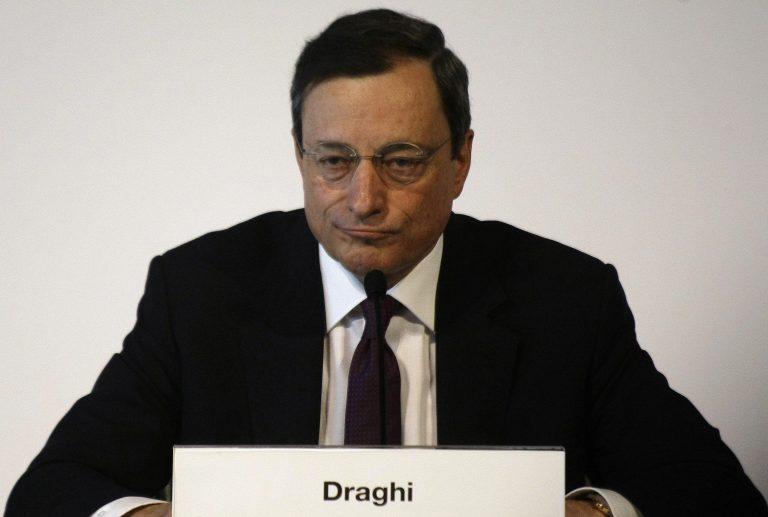 Μ. Ντράγκι: Κυριαρχεί αβεβαιότητα για την οικονομία στην ευρωζώνη   Newsit.gr