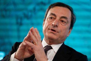 Ντράγκι: Χρειάζεται νέο δημοσιονομικά μέσα για τη συνοχή των χωρών της Ευρωζώνης