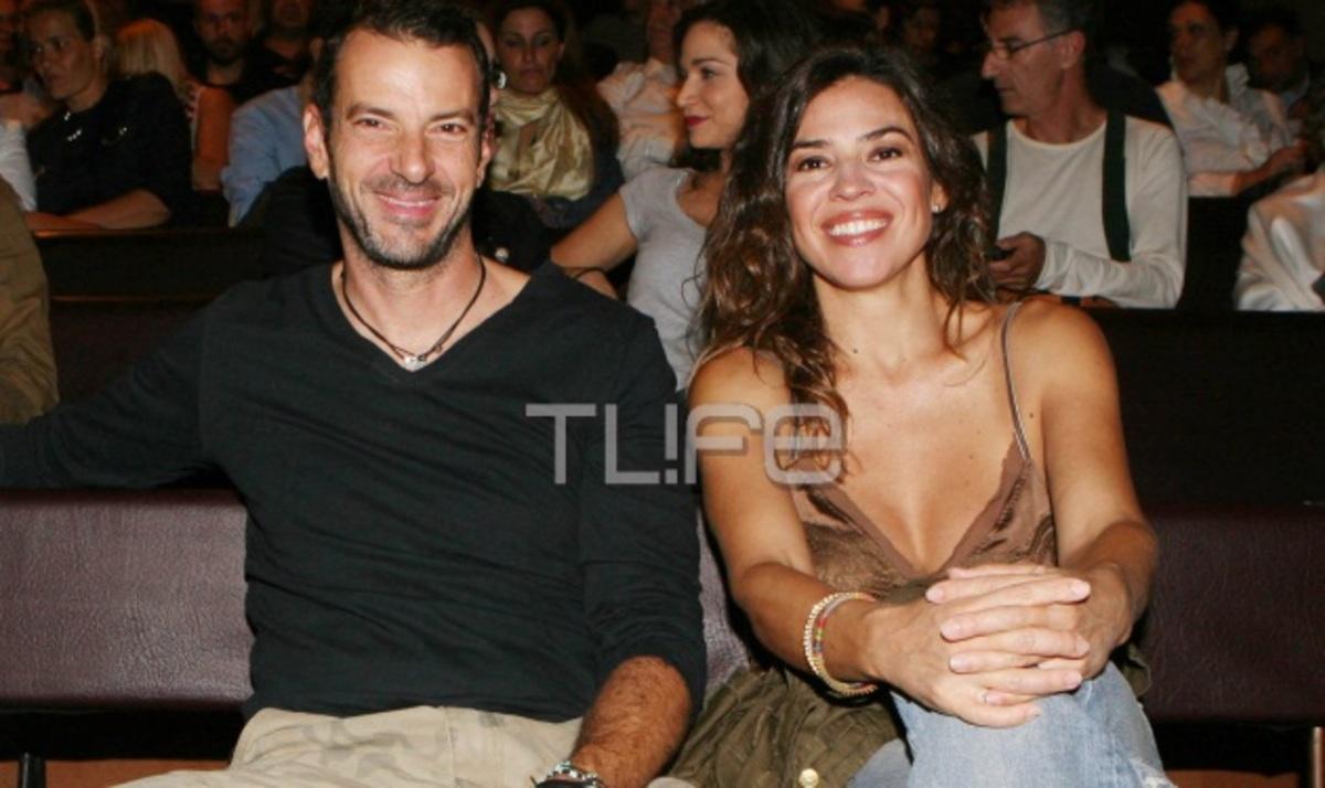 Ν. Δραγούμη: Σε μία από τις σπάνιες  δημόσιες εμφανίσεις με τον σύζυγό της! | Newsit.gr