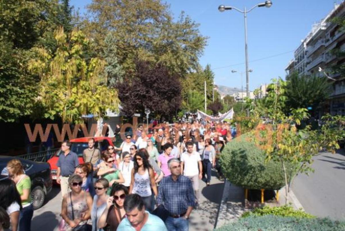 Δράμα: 3.000 πολίτες στο δρόμο για τα μέτρα – ΦΩΤΟ & ΒΙΝΤΕΟ   Newsit.gr