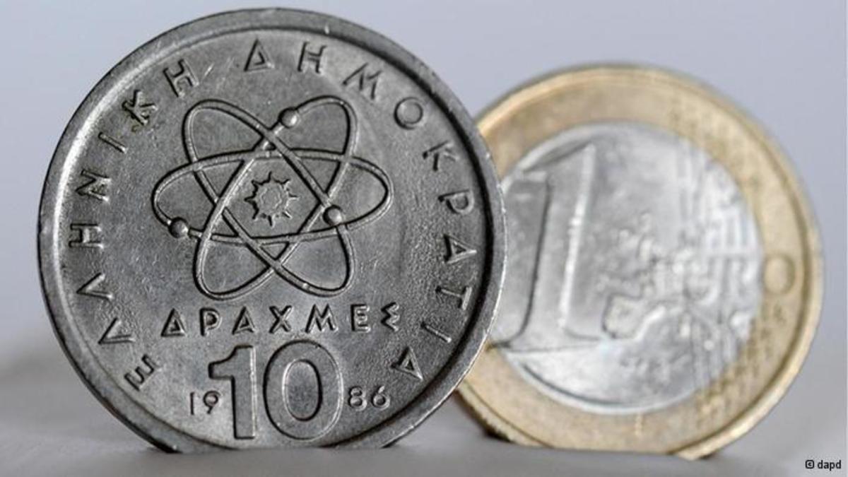 Από το ευρώ στη δραχμή ή στο μάρκο;   Newsit.gr
