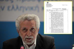 Αίγινα: Στη δημοσιότητα το τραγικό απόσπασμα από το βιβλίο συμβάντων του Λιμεναρχείου – Το δημοσιοποίησε ο Υπουργός Ναυτιλίας