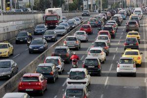 Χάος και πάλι στους δρόμους της Αθήνας λόγω απεργίας μετρό, τραμ και ηλεκτρικού [pics]