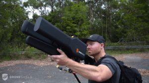 """Αυτό είναι το όπλο που """"σκοτώνει"""" τα Drones!"""