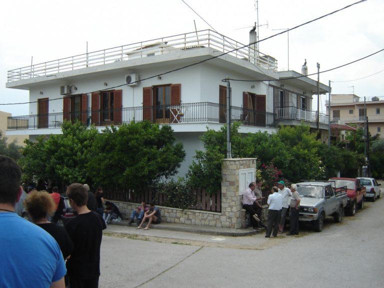 Εύβοια:Το σπίτι της τραγωδίας-Ο δολοφόνος σκότωσε πατέρα και γιο! | Newsit.gr