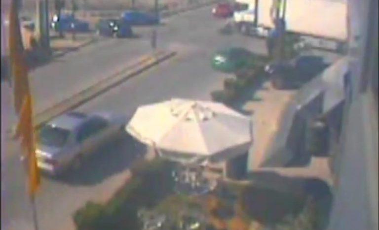 Αχαϊα: Ντοκουμέντο στη »διασταύρωση του θανάτου» – Δείτε το βίντεο! | Newsit.gr