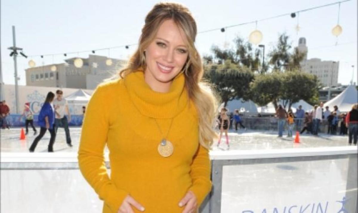 Γέννησε αγοράκι η Hillary Duff!   Newsit.gr