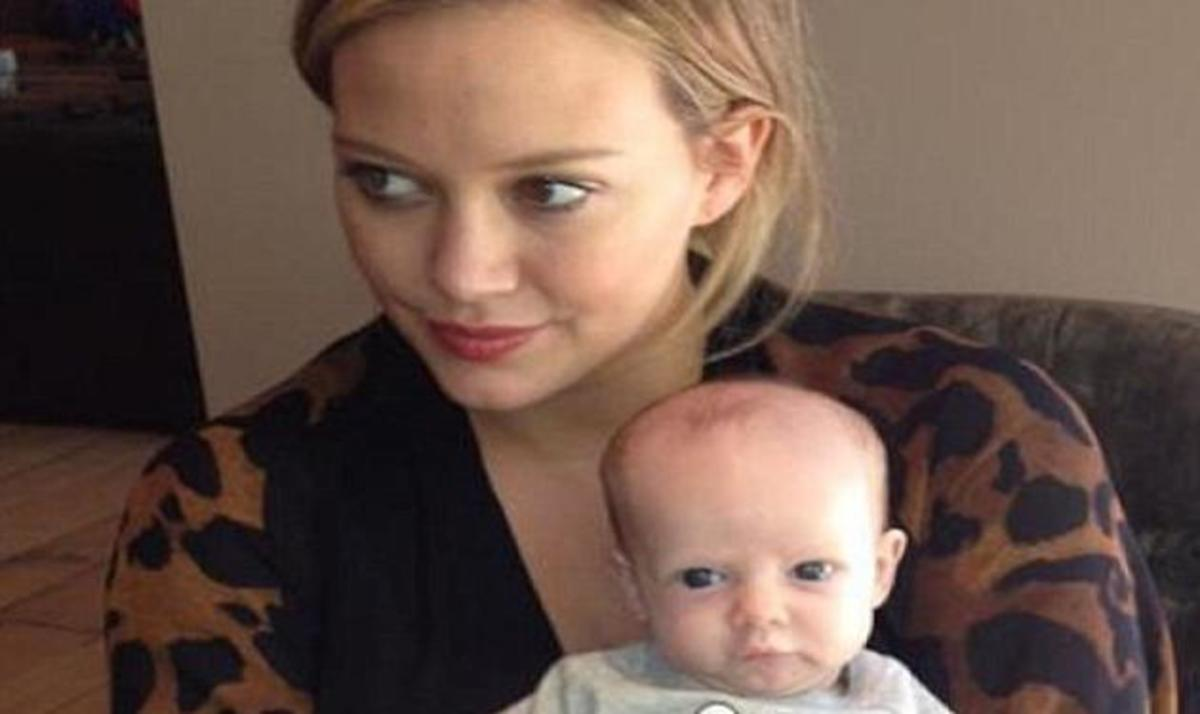 Hilary Duff: Μας συστήνει τον δυο μηνών γιο της! Δες φωτογραφίες   Newsit.gr