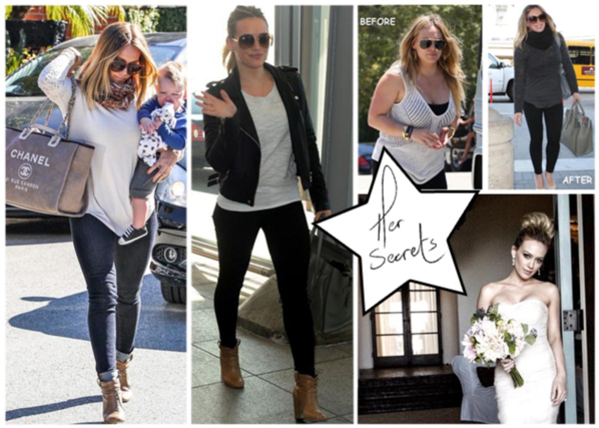 Hilary Duff! Η εγκυμοσύνη και ο αγώνας να επιστρέψει στα παλιά της ρούχα | Newsit.gr