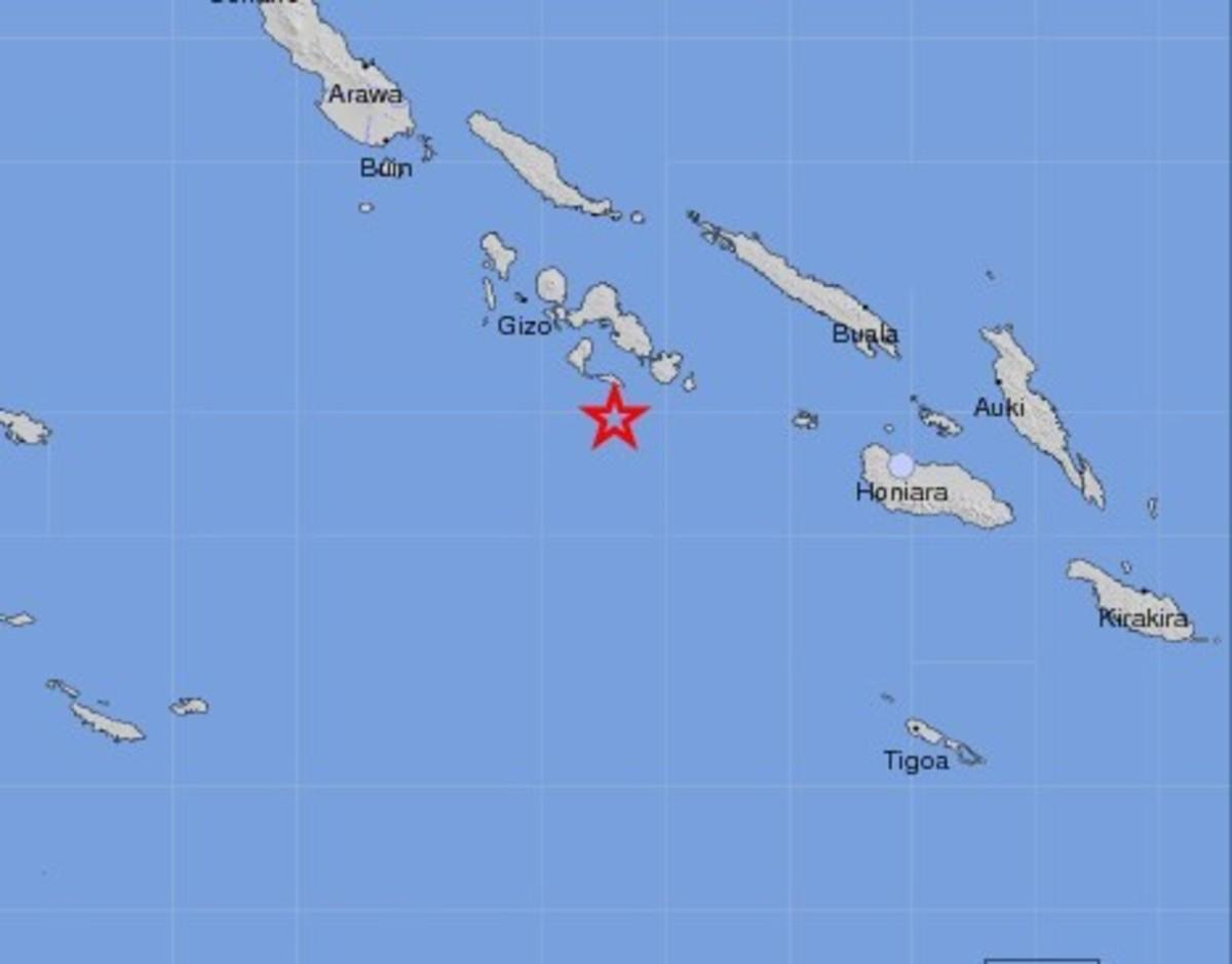 6,3 ρίχτερ στα νησιά Σολομώντος | Newsit.gr