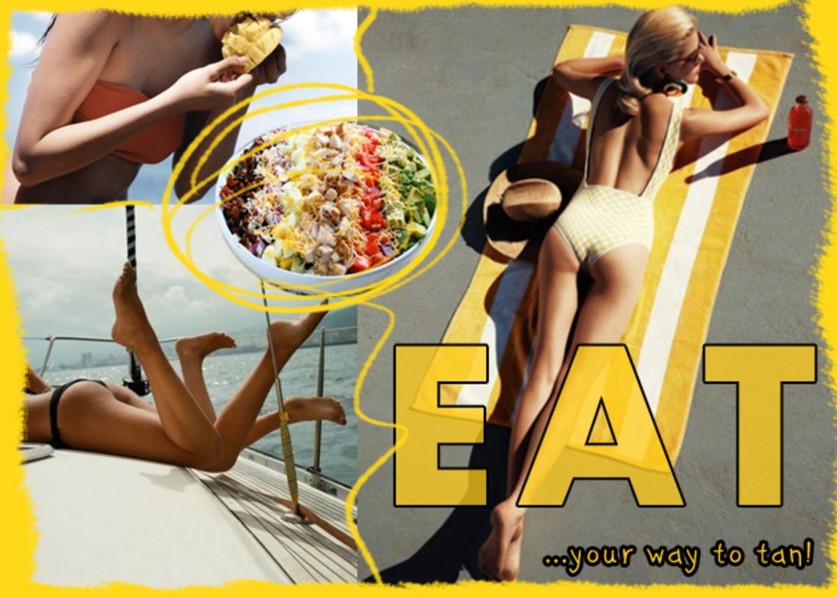 Ποιες τροφές θα σε βοηθήσουν να παρατείνεις το μαύρισμά σου μέχρι το Φθινόπωρο;   Newsit.gr