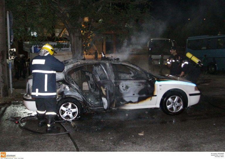 Θεσσαλονίκη: Εμπρησμός σε σταθμευμένο αυτοκίνητο   Newsit.gr