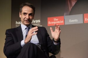 Μητσοτάκης στο Economist: Σύντομα οι εκλογές και θα είναι… ευχάριστες