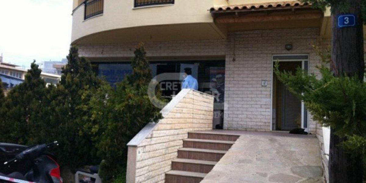 Ηράκλειο: »Γάζωσε» ιδιοκτήτη γυμναστηρίου και αυτοπυροβολήθηκε | Newsit.gr