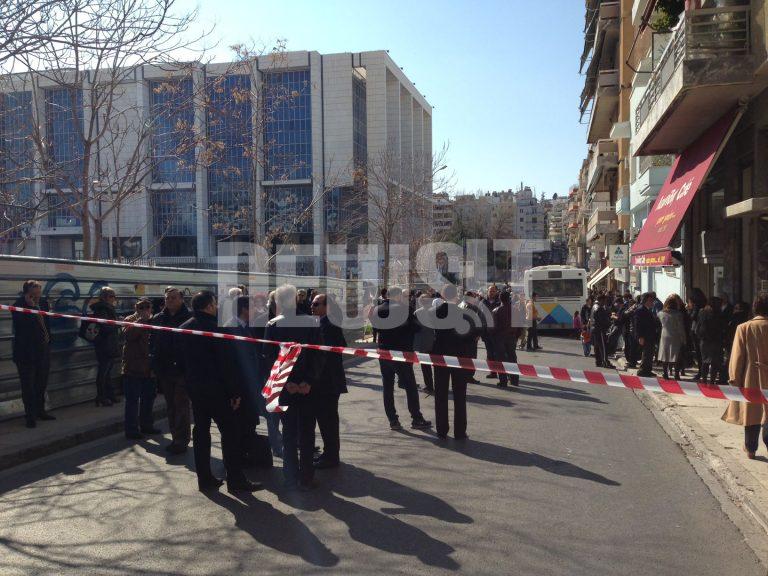 Εκκενώθηκε πάλι το Εφετείο μετά από τηλεφώνημα για βόμβα | Newsit.gr