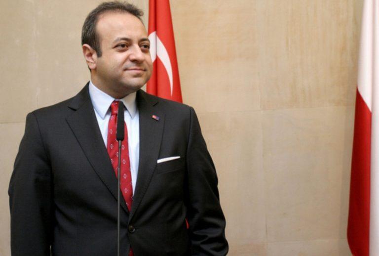 Μπαγίς σε ευρωβουλευτή: «Βάλε την εκεί που ξέρεις» – Βίντεο | Newsit.gr