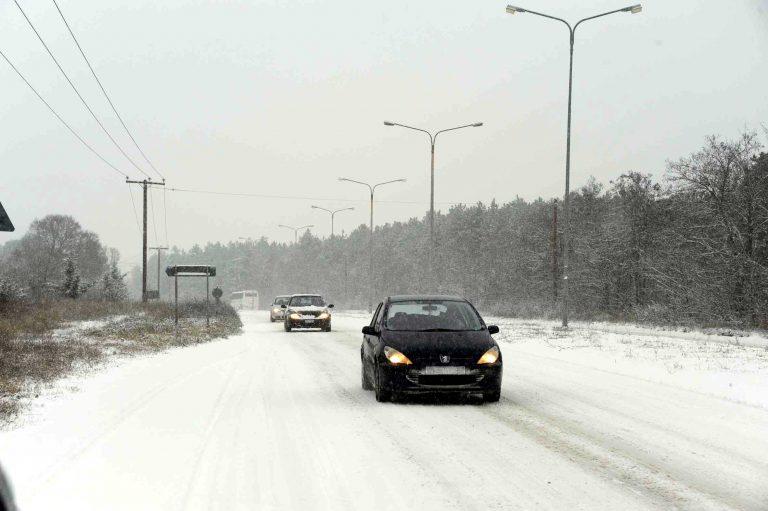 Ανοιχτή και πάλι η Εγνατία Οδός, στο τμήμα Ξάνθης-Κομοτηνής – Προβλήματα σε Έβρο και Ροδόπη | Newsit.gr