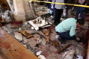 Τζιχαντιστές πίσω από τη ματωμένη Κυριακή των Βαΐων στην Αίγυπτο! Ανέλαβε την ευθύνη το Ισλαμικό Κράτος