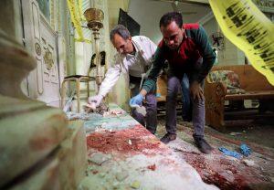 Αίγυπτος: Οι αρχές ταυτοποίησαν τον καμικάζι της επίθεσης στην εκκλησία