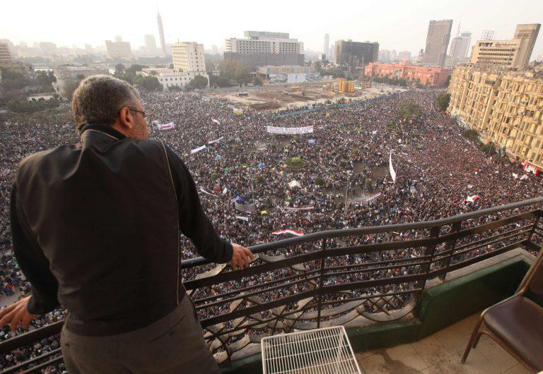 Μικρή η Αίγυπτος για να χωρέσει τη λαοθάλασσα κατά του Μουμπάρακ | Newsit.gr