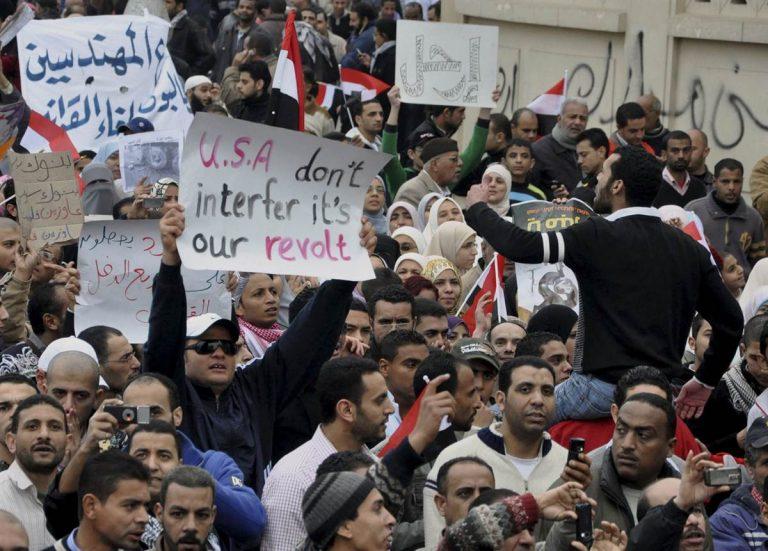 «Ο Μουμπάρακ δεν ζήτησε ποτέ από τον στρατό να πυροβολήσει τα πλήθη» | Newsit.gr