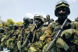 Προσλαμβάνονται 1000 Οπλίτες Βραχείας Ανακατάταξης για τις Ειδικές Δυνάμεις