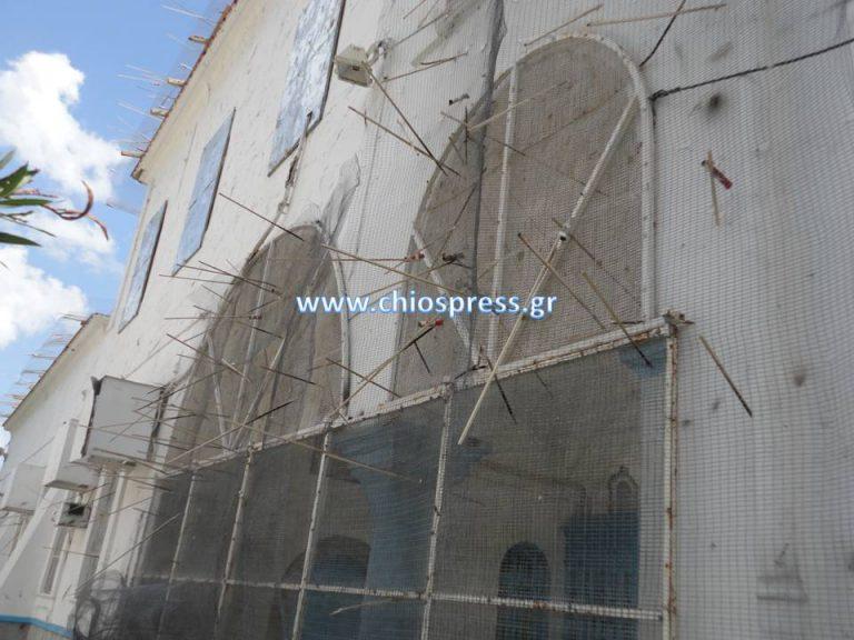 Χίος: Η επόμενη μέρα στο Βροντάδο μετά τον ρουκετοπόλεμο -Δείτε βίντεο! | Newsit.gr