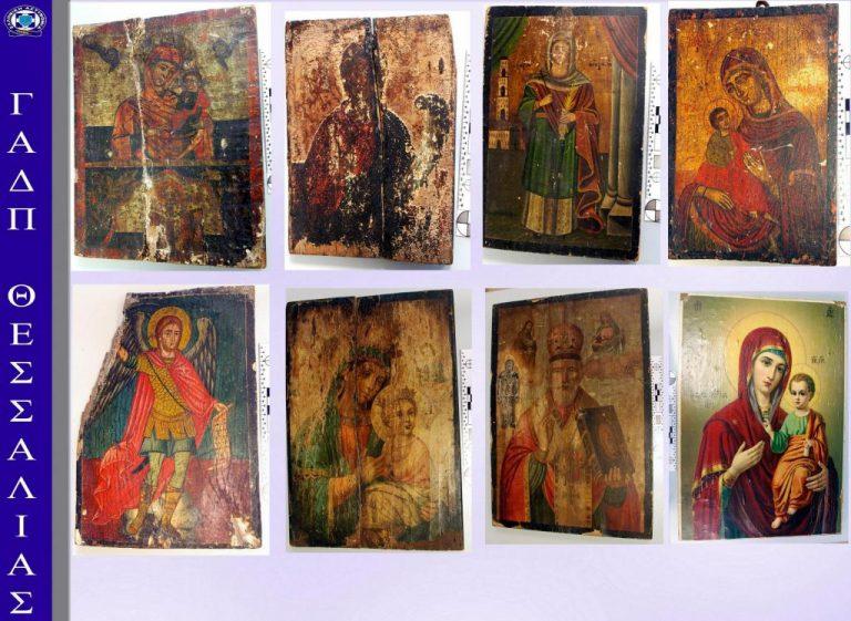 Λάρισα: Παπάς πούλαγε εικόνες του 18ου αιώνα για 450 χιλιάδες ευρώ! ΦΩΤΟ | Newsit.gr