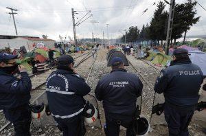 Αγόρι χτυπήθηκε από ρεύμα στη σιδηροδρομική γραμμή της Ειδομένης