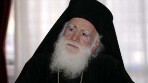 Ανησυχία για τον Αρχιεπίσκοπο Κρήτης – Κατέρρευσε για δεύτερη φορά!